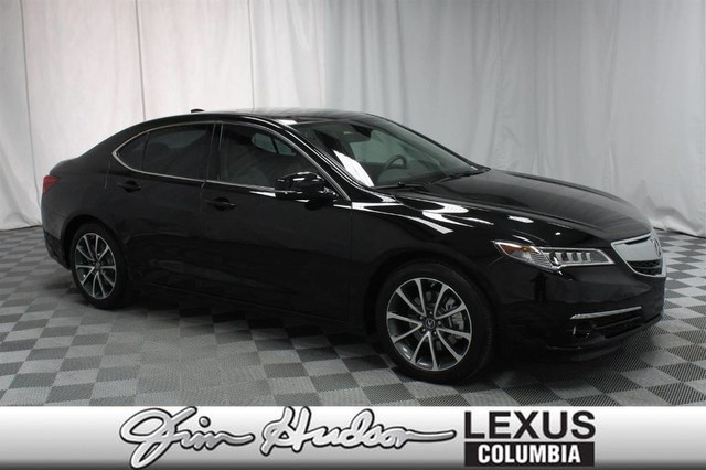 Pre-Owned 2016 Acura TLX A Loaded 1 Owner, Clean Carfax, With Super Low  Miles Front Wheel Drive Sedan