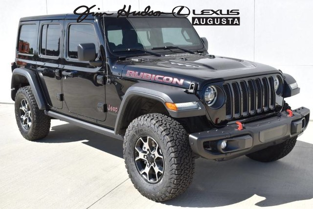 Pre-Owned 2018 Jeep Wrangler Unlimited / Navigation / Park Assist / Bluetooth