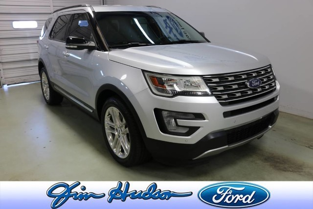 Pre-Owned 2016 Ford Explorer XLT NAVIGATION LEATHER 20 INCH WHEELS