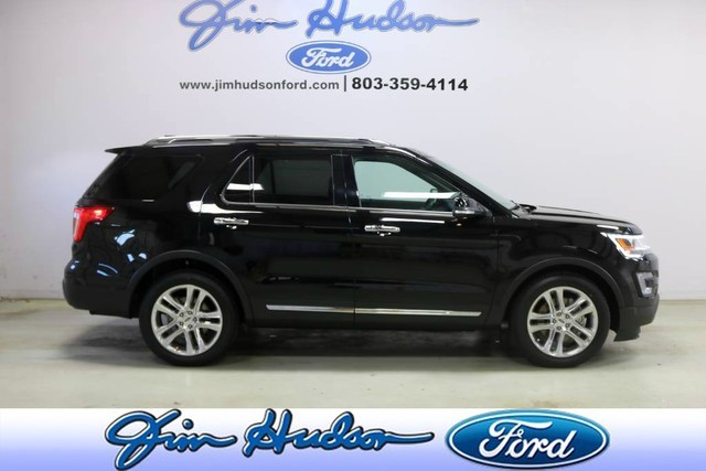 Pre-Owned 2016 Ford Explorer Limited NAVIGATION TWIN PANEL ROOF REMOTE START 20 INCH WHEELS