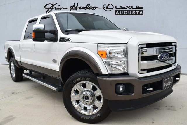 Pre-Owned 2016 Ford Super Duty F-250 SRW King Ranch/Roof/4X4