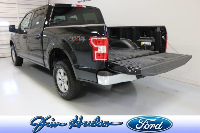 Pre-Owned 2019 Ford F-150 XLT 4WD SuperCrew LEATHER TOW PACKAGE SYNC 3