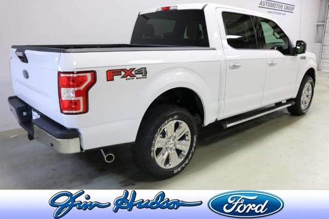 Pre-Owned 2018 Ford F-150 XLT ROUSH SUPERCHARGER NAVIGATION FX4