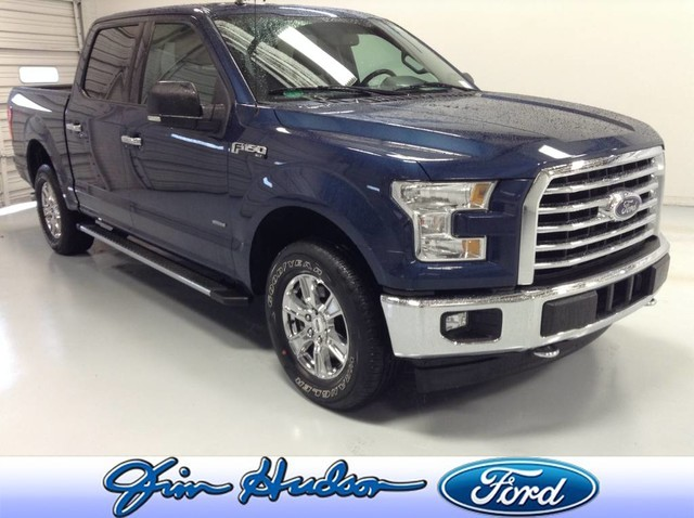 Pre-Owned 2017 Ford F-150 XLT 4WD SuperCrew CPO NAVI ECOBOOST CHROME PACKAGE CLASS IV TRAI