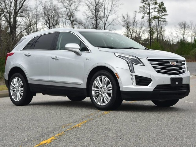Pre-Owned 2018 Cadillac XT5 AWD 4dr Premium Luxury