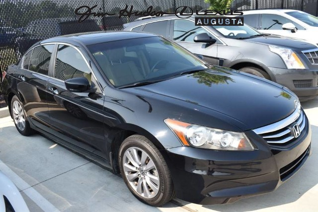 Pre-Owned 2012 Honda Accord Sdn EX-L