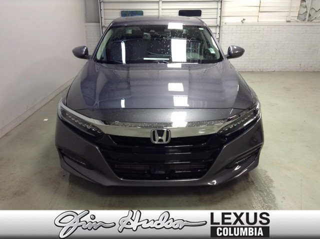 Pre-Owned 2018 Honda Accord Sedan Touring 2.0T, Navigation, Heads Up Display, Honda Sense Safety S