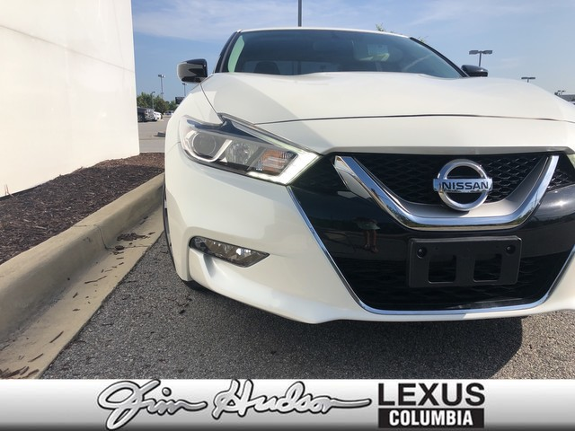 Pre-Owned 2016 Nissan Maxima 3.5 S, Navigation, Backup Camera