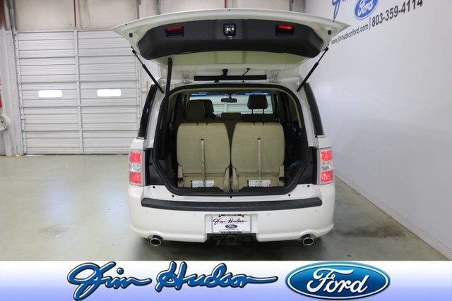 Pre-Owned 2015 Ford Flex SEL NAVIGATION LEATHER 20 INCH WHEELS POWER LIFTGATE