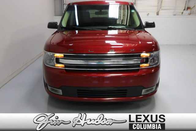 Pre-Owned 2014 Ford Flex SEL Leather, Navigation, Rear Camera System