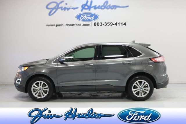 Pre-Owned 2017 Ford Edge SEL CPO NAVI LEATHER TOW PACKAGE 18 INCH WHEELS