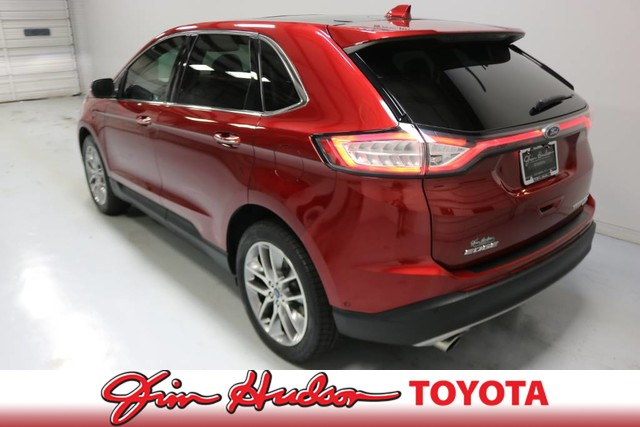 Pre-Owned 2015 Ford Edge Titanium w/ NAV...HEATED/COOLED SEATS