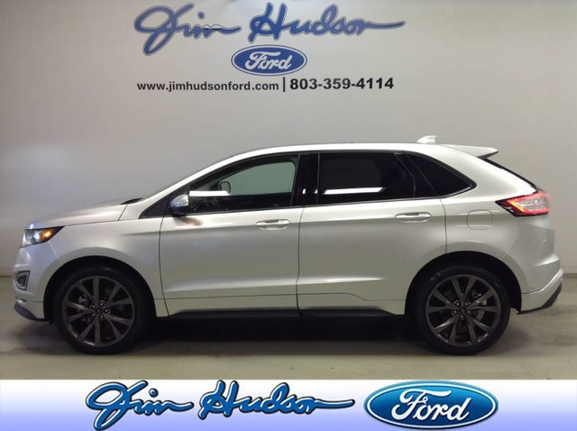 Pre Owned 2016 Ford Edge Sport Awd Navigation Sunroof Lane Departure Remote Start Lane Ke Awd