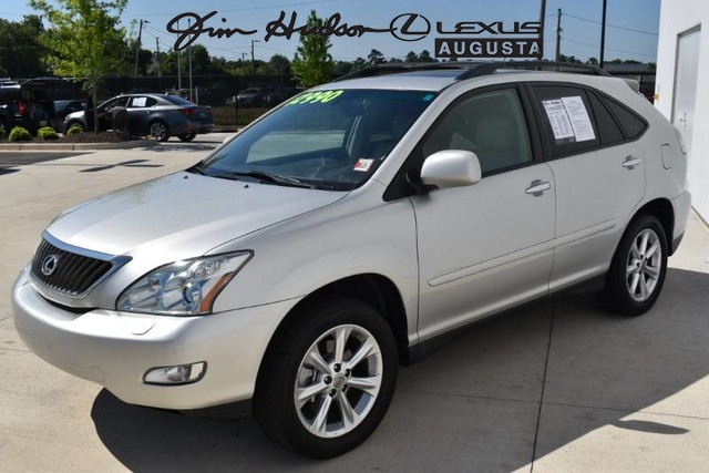 Pre-Owned 2008 Lexus RX 350 PREM PACK/ LEATHER