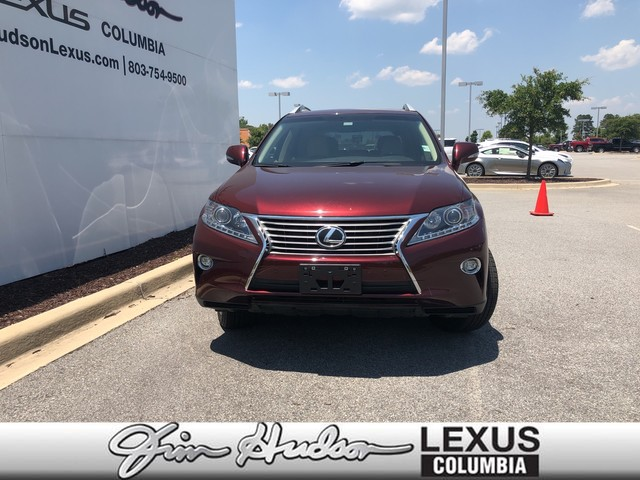Pre-Owned 2015 Lexus RX 350 L/Certified Unlimited Mile Warranty, Navigation, Premium & Comfort Packages, Blind Spot Monitoring System