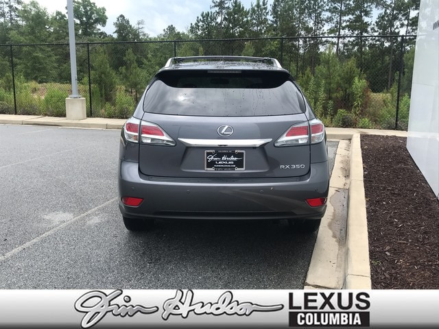 Pre-Owned 2015 Lexus RX 350 L/Certified Unlimited Mile Warranty, Premium Package, Blind Spot Monitoring System