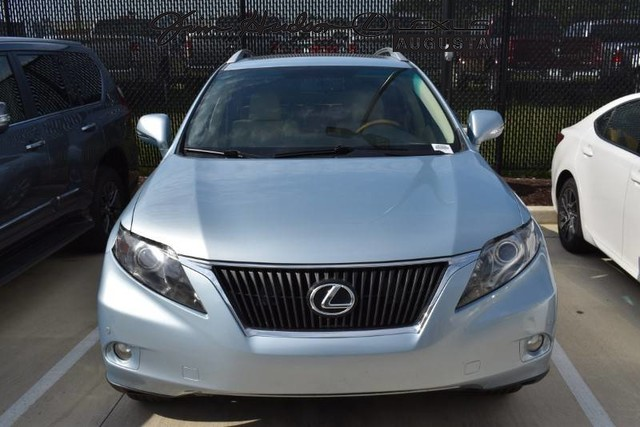 Pre-Owned 2012 Lexus RX 350 / Prem /PA/COOL SEATS Front Wheel Drive SUV
