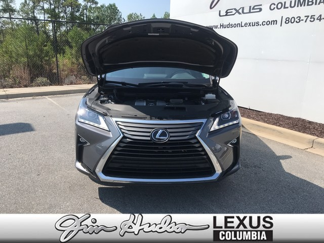 Pre-Owned 2017 Lexus RX 350 L/Certified Unlimited Mile Warranty, Premium Package, Lexus Safety +, Blind Spot Monitor