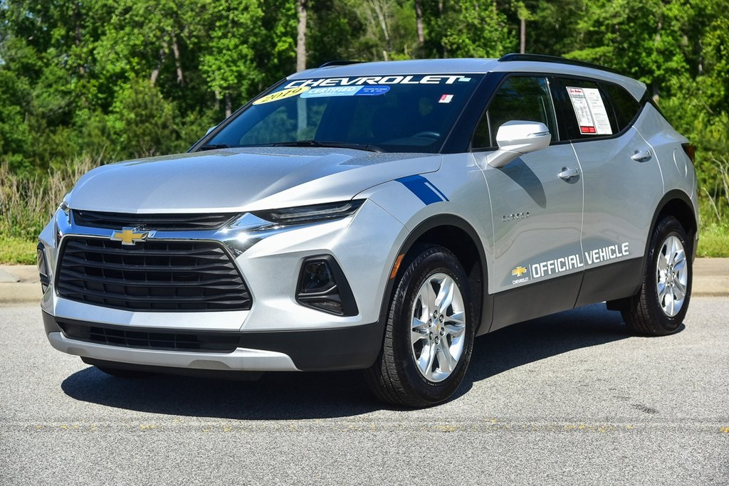 Pre-Owned 2019 Chevrolet Blazer Offical Vehicle Indy Speedway