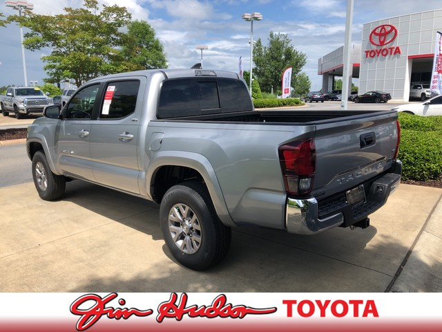 New 2019 Toyota Tacoma 2WD SR5 Double Cab 5' Bed V6 AT