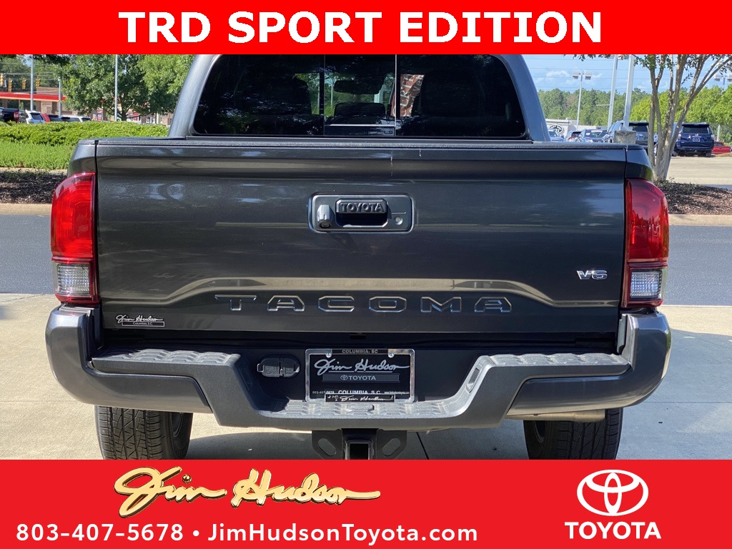 Certified Pre-Owned 2019 Toyota Tacoma Limited