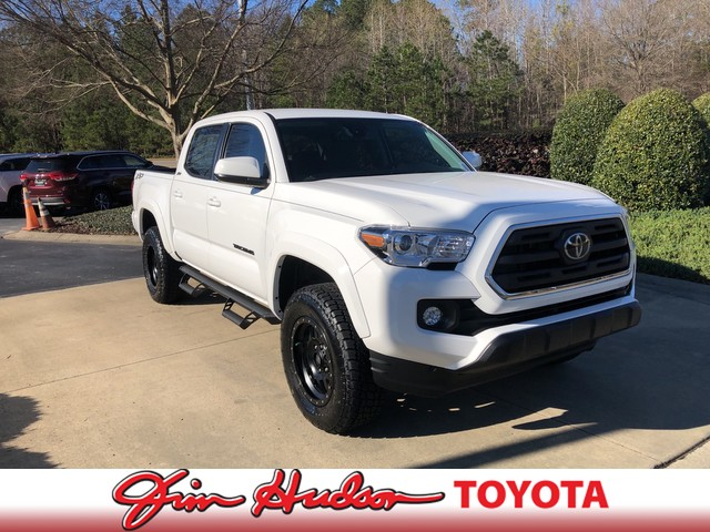 New 2019 Toyota Tacoma 4WD SR5 Double Cab 5' Bed V6 AT