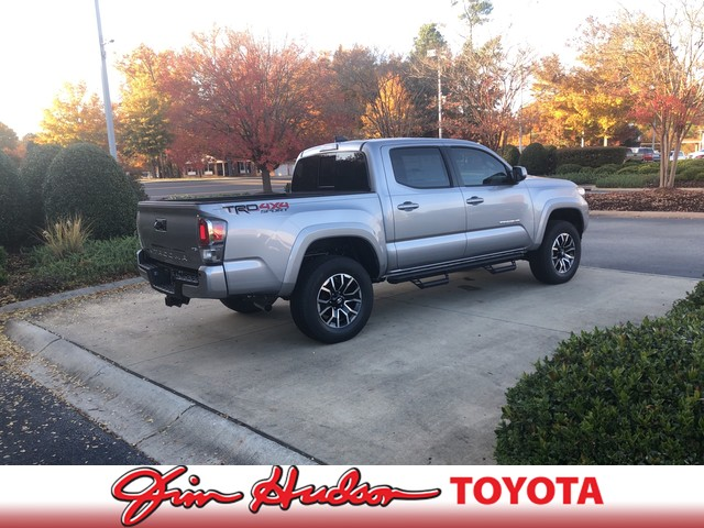 New 2020 Toyota Tacoma 4WD TRD Sport Double Cab 5' Bed V6 AT (Natl)