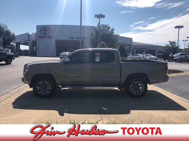 New 2019 Toyota Tacoma 2WD Limited Double Cab 5' Bed V6 AT