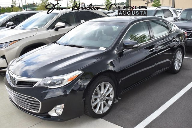 Pre-Owned 2015 Toyota Avalon Limited/Tech Package