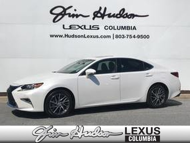 Pre-Owned 2016 Lexus ES 350 L/Certified Unlimited Mile Warranty, Navigation, Luxury Package, Lexus Safety +, Blind Spot Monitor System