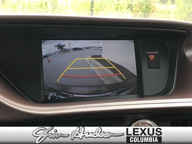 Pre-Owned 2016 Lexus ES 350 L/Certified Unlimited Mile Warranty, Navigation, Luxury Package, Lexus Safety +, Blind Spot Monitoring System