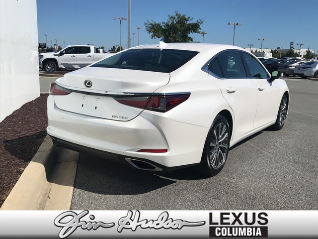 Pre-Owned 2019 Lexus ES 350 L/Certified Unlimited Mile Warranty, Navigation, Premium Package, Lexus Safety +, Blind Spot Monitor System
