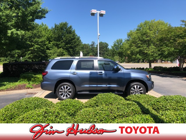 New 2019 Toyota Sequoia Limited RWD