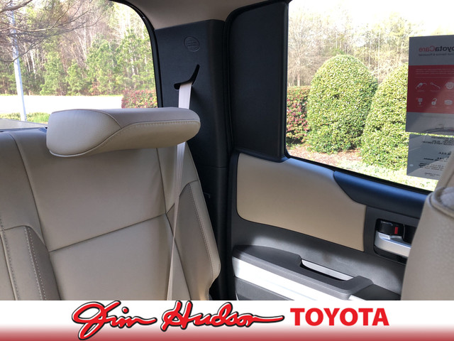 New 2018 Toyota Tundra 4WD Limited Double Cab 6.5' Bed 5.7L FFV