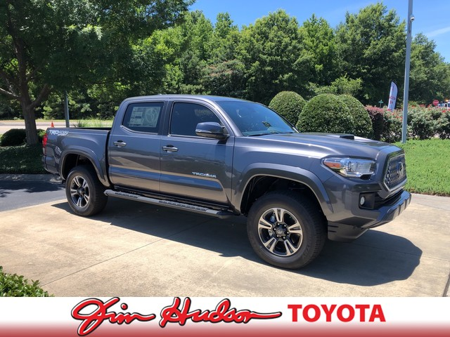 New 2019 Toyota Tacoma 4WD TRD Sport Double Cab 5' Bed V6 MT