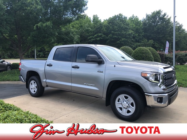 New 2019 Toyota Tundra 4WD SR5 CrewMax 5 5' Bed 5 7L FFV Four Wheel Drive  Pickup Truck