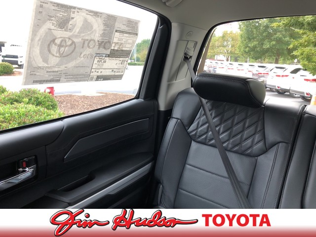 New 2019 Toyota Tundra 2WD Platinum CrewMax 5.5' Bed 5.7L