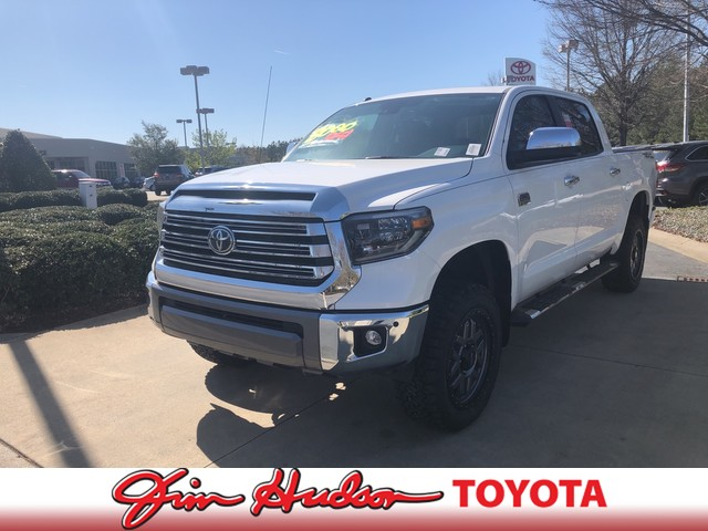 New 2019 Toyota Tundra 2WD 1794 Edition CrewMax 5.5' Bed 5.7L