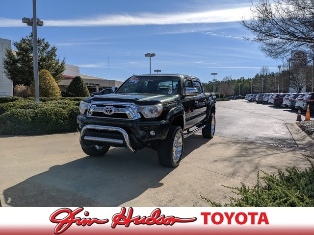 Pre-Owned 2014 Toyota Tacoma PreRunner