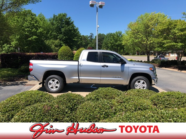 New 2019 Toyota Tundra 2WD SR5 Double Cab 6.5' Bed 4.6L
