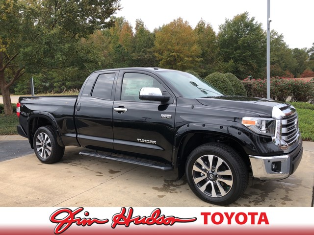 New 2019 Toyota Tundra 2WD Limited Double Cab 6 5' Bed 5 7L With Navigation