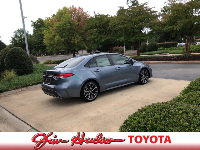 New 2020 Toyota Corolla SE CVT Front Wheel Drive Sedan