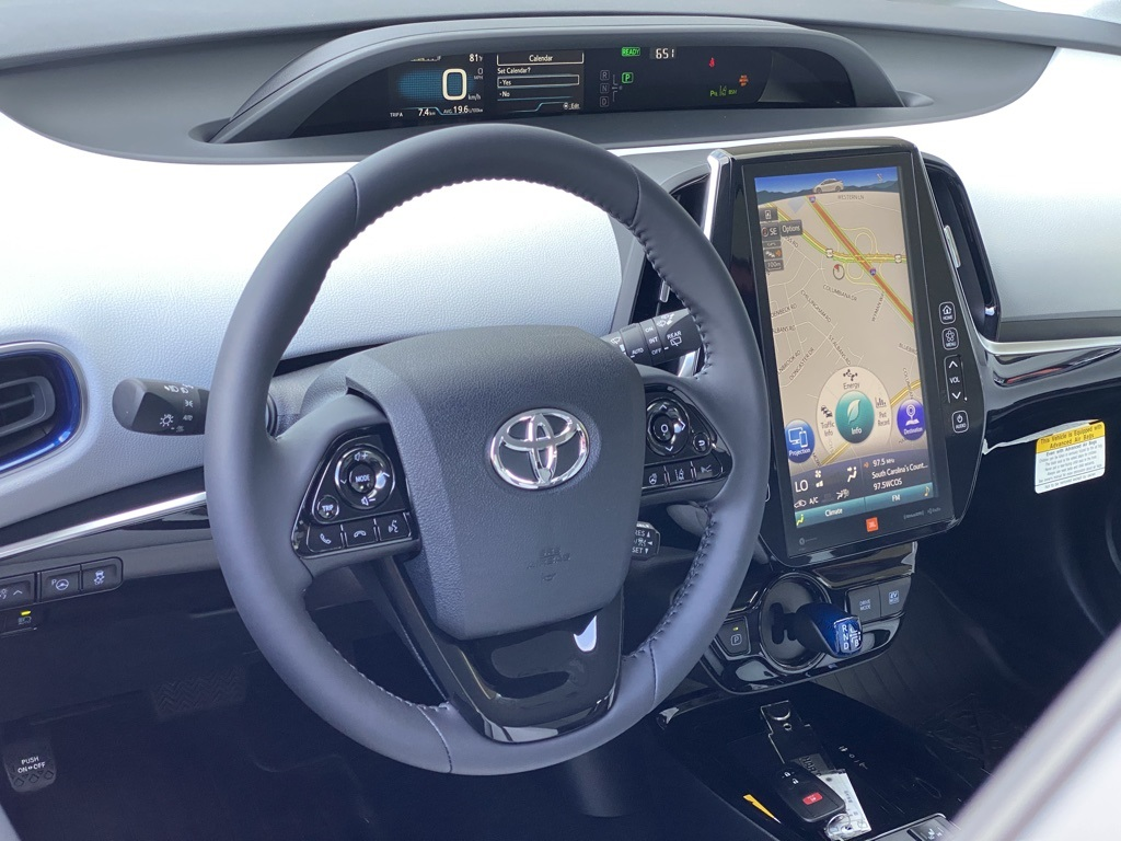 New 2020 Toyota Prius Limited