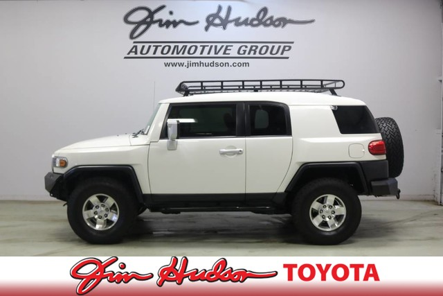 Pre-Owned 2010 Toyota FJ Cruiser Four Wheel Drive SUV