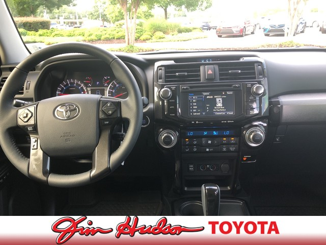 New 2019 Toyota 4Runner Limited Nightshade 2WD