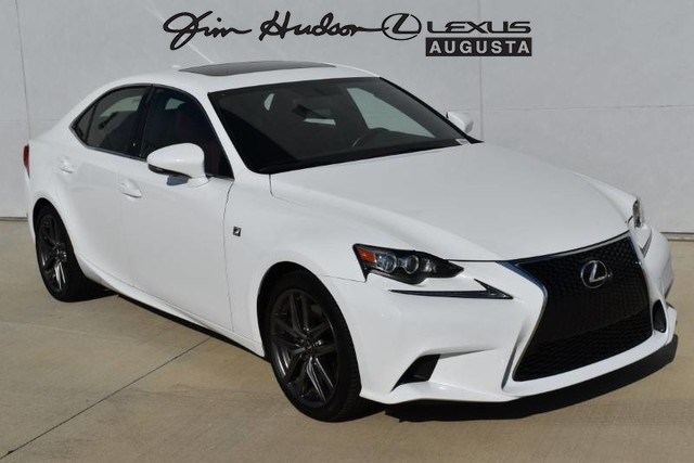 Pre-Owned 2016 Lexus IS 200t / L Cert/ F Sport/ Blind Spot