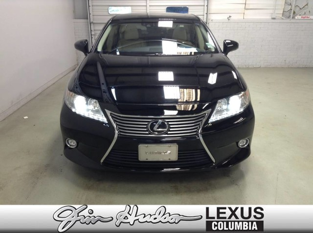 Pre-Owned 2015 Lexus ES 350 L/Certified Unlimited Mile Warranty, Navigation, Ultra Luxury Package, Mark Levinson Audio, Lexus Saftey+,Blind Spot Monitor