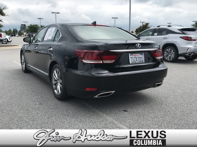 Pre-Owned 2016 Lexus LS 460 Ultra Luxury Package, Mark Levinson Surround Sound, Adaptive Var