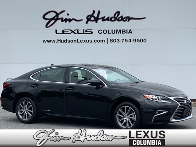 Pre-Owned 2016 Lexus ES 300h L/Certified Unlimited Mile Warranty, Navigation, Luxury Package, Lexus Safety +, Blind Spot Monitor System