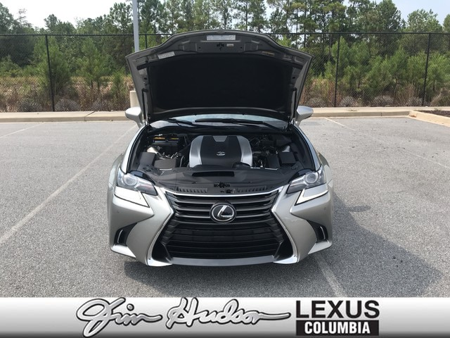 Pre-Owned 2018 Lexus GS 350 L/Certified Unlimited Mile Warranty, Navigation, Lexus Safety System+, Blind Spot Monitor